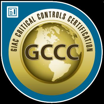 SANS/GIAC Critical Controls Certification