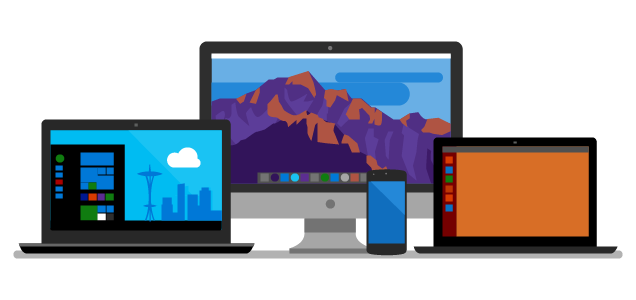 Web Applications are truly Cross Platform solutions