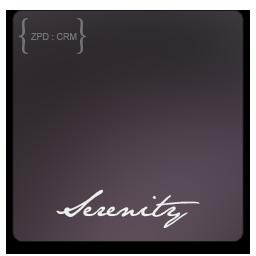 Serenity App Logo